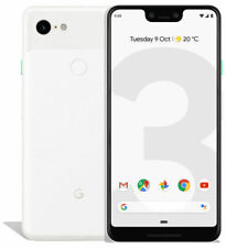 Goggle Pixel 3 G013A 128GB White Handset Only