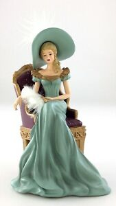 Sitting Pretty Thomas Kinkade Victorian Style and Grace Hamilton Collection S811