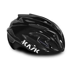 Kask Rapido Road Cycling Helmet - Black / Black