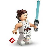 LEGO Star Wars Rey (White Robes) from set 75279
