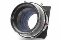Fuji Fujinon S 300mm f/5.6 f 5.6 Lens w/Copal No.3 Wista Board *150447