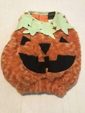 Underwraps Halloween Belly Babies Pumpkin Costume Child Toddler's Large