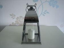 Candle Holder - Polished Lantern