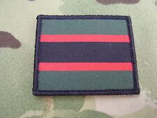 British Army The Rifles Regiment Colours MTP Combat Jacket/Shirt TRF Patch/Badge