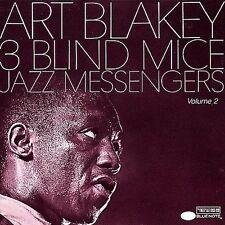 Art Blakey, Three Blind Mice, Vol. 2, Excellent Live