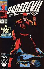 Daredevil #293 Very Fine / Near Mint (Vol 1 1963) Punisher App