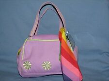 Webkinz NWT Lilac Funky Flower Pet Carrier **Super Service & Fast Shipping!*