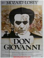 DON GIOVANNI Affiche Cinéma / Movie Poster Joseph Losey
