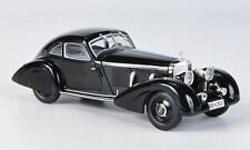"Mercedes Benz 500K ""Autobahn Kurrier - Black"" 1935 (Whitebox 1:43 / WB003)"