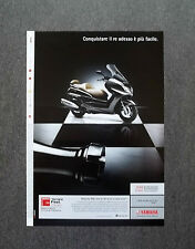 [GCG] K228- Advertising Pubblicità -2008- YAMAHA MAJESTY 400