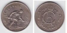 LUXEMBOURG   1 FRANC 1960   SUPERBE
