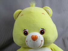 BIG JUMBO SUNSHINE PLUSH YELLOW FUNSHINE CARE BEAR PLUSH STUFFED ANIMAL TOY