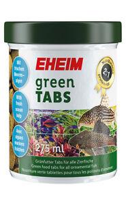 EHEIM GreenGran 275ml Granules for herbivorous ornamental fish