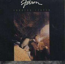 Ferron - Phantom Center #3271 (1990, Cd)