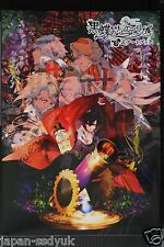 JAPAN NEW Satoru Yuiga: Psychedelica of the Black Butterfly Official Art Book