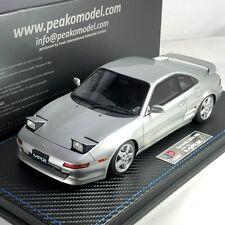 1/18 Peako Toyota MR2 SW20 Grey Metallic Revision 3 1995 Resin initial D