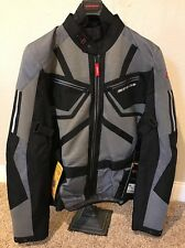 Spidi Ventamax H2Out Jacket Black/Grey Size 3XL NEW
