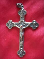 Rosary Crucifix Marked Roma Vintage (#0632)