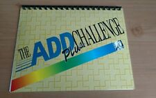 The American Tobacco Company 1993 The Add plus Challenge Promo Easel Back