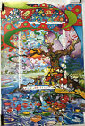 Reflections Of Your Mind Rare Psychedelic Mushroom Trippy College Dorm Poster