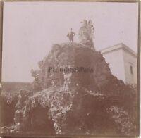 Viaggio IN Italia Foto Amateur Vintage Citrato Ca 1900 #33