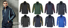 Mens Microfibre Jacket Size XS S M L XL 2XL 3XL 4XL 5XL Track Top Sport Suit