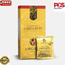 New Offer Organo Gold Gourmet Cafe Latte Ganoderma EXP 2022 FREE SHIPPING