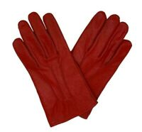 Men Leather Costume Dress Glove Unlined Medieval  Victorian Steampunk SMALL