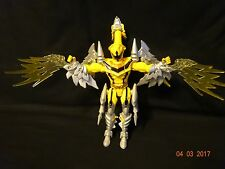 Power Rangers Mystic Force Yellow  Morphs to Thunder Dragon Action Figure