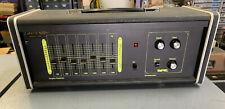 Vintage Univox Japan Spring Reverb & EQ Equalizer Effects Box UEQ-1