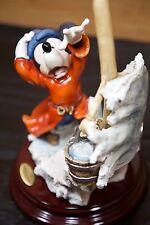 "Giuseppe Armani Figurine ""Mickey Mouse Sorcerer's Apprentice Disney"" 325C NEW"
