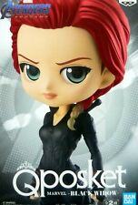 Q posket Marvel Special Color Black Widow / Avengers / Qposket / Authentic!