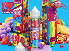 I Love Candy Rainbow (50ml) Plus e Liquid by Mad Hatter Juice