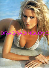 "Gorgeous Super Model ""Claudia Schiffer"" SEXY HOT ""Pin-Up"" ""BUSTY"" PHOTO! #(4)"