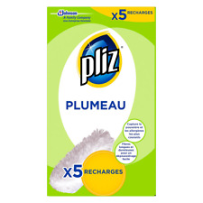 Pliz Plumeau 5 Recharges - Lot de 3