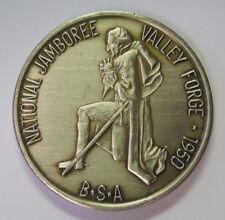 VINTAGE! 1950 Boy Scouts of America National Jamboree Challenge Coin-Token