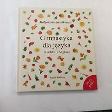 Gimnastyka dla jezyka ~ Polish language speech therapy book & DVD