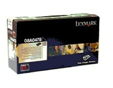 Original Toner LEXMARK Optra e320 e320n e322 e322n/08a0478 Cartridge