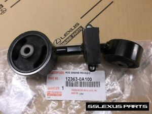 Lexus RX330 (2004-2006) (NAP) OEM Genuine Upper Dogbone ENGINE MOUNT 12363-0A100