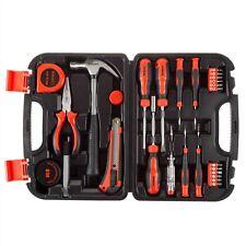 Utility Home Repair Set Portable Case Apartment Home Car Trunk Hand Tool Kit