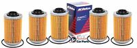Oil Filter VZ VE VF V6 Holden Commodore 2004-2016 ACDelco 5 Pack genuine AC088
