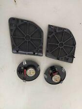 VW T4 2x Lautsprecherabdeckung mit Lautsprecher für Armaturenbrett l & r