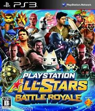 Used PS3 PlayStation All-Stars Battle SONY PLAYSTATION 3 JAPAN JAPANESE IMPORT