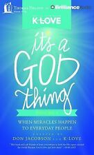 NEWIt's a God Thing Volume 2:When Miracles Happen to Everyday People by Don...