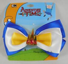 New Adventure Time Ice King Cosplay Hair Bow Pin Clip Costume Dress-Up