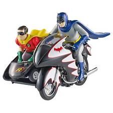 Hot Wheels 1/12 Elite Batman Classic TV Series Batcycle CMC85 MIB