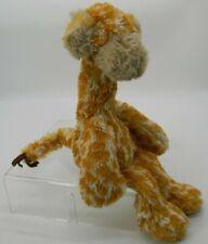 "Jellycat London Merryday Baby Giraffe Orange Tan 12"""