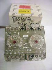PILZ PSWZ Safety Relay 24VAC 2S/1