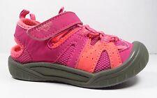 OshKosh B'gosh Pink Trail Sandals Size 6 (Toddler)