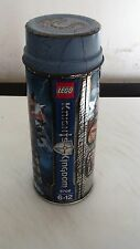 LEGO TIN  KNIGHTS KINGDOM 8706 KARZON LEGO TIN ONLY !!!!